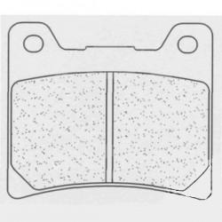 Brzdové destičky - zadní RX3