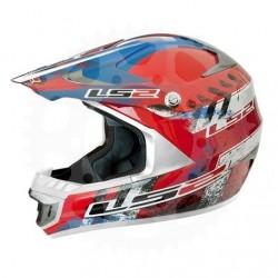 Helma LS2 MX442 Czech Dakar Edition