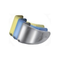 Plexi ridiové IRIDIUM SILVER - FF386 / FF370 / FF325