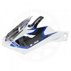 Náhradní kšilt MX456 Light Compass / Blue
