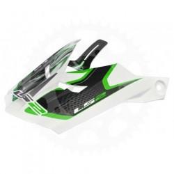 Náhradní kšilt MX456 Light Compass / Green