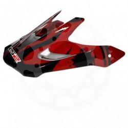 Náhradní kšilt MX442 Red