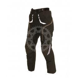 Dámské textilní moto kalhoty Spark Penny, černé