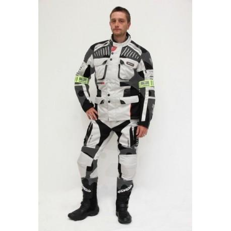 Pánská textilní moto bunda Spark GT Turismo