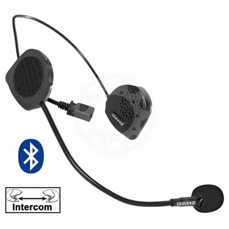 Shad Bc03 Stereo Bluetooth Headset Communication System Formtech Inc Com
