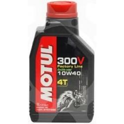 Olej Motul 300 V Fact.Line 4T 10W-40 1L