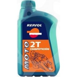 Olej Repsol Competition 2T 1L
