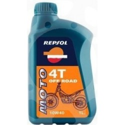 Olej Repsol Off road 4T 10W-40 1L