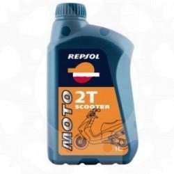 Olej Repsol MOTO Scooter 2T 1L