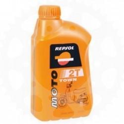 Olej Repsol Moto Town 2T 1L