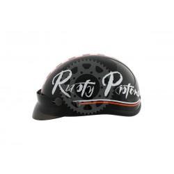 Chopper helma Rusty Pistons Dupont black