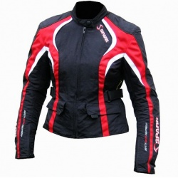 Dámská textilní moto bunda Spark Sara