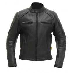 Pánská kožená bunda Spark Brono