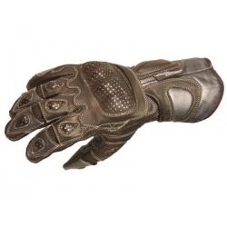 Kožené moto rukavice Spark Race