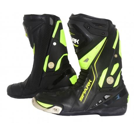 Cestovní moto boty Spark Silverstone