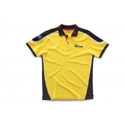 """Pánské triko Suzuki """"Team"""" žluto-černé"""