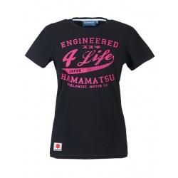 """Dámské triko Suzuki """"Engineered4Life"""""""