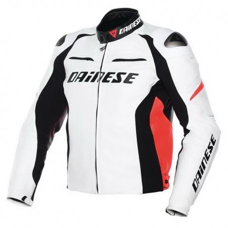 Dainese pánská kožená bunda na motorku RACING D1 PELLE - Motoshop Rozeta 01ce5414587