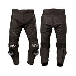 Kožené moto kalhoty Berik LP-10642-BK