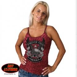 Dámské tílko Hot Leathers Rocker