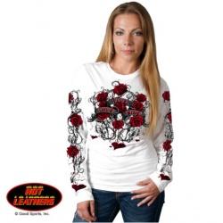 Dámské tričko Hot Leathers Thorns