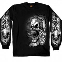 Pánské dlouhé tričko Hot Leathers Iron Eagle