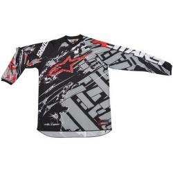 Pánský motocrossový dres Alpinestars CHARGER BLOCKZ
