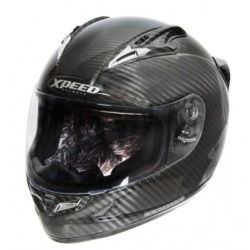 Moto helma Xpeed XCF 2000, carbon