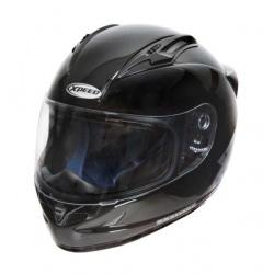 Moto helma Xpeed XF-705, černá