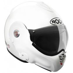 Moto helma Roof Desmo Pearl White