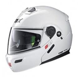 Moto helma Grex G 9.1 Evolve Kinetic Metal White 4