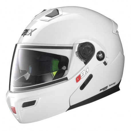 Moto helma Grex G9.1 Evolve Kinetic Metal White 24