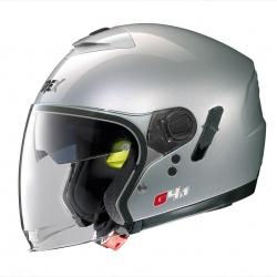 Moto helma Grex G4.1 Kinetic Metal Silver 3