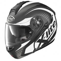 Moto helma X-Lite X-1004 Nordhelle N-Com Flat Black 10