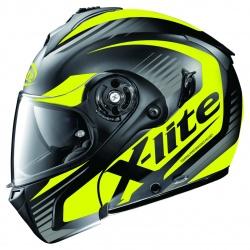 Moto helma X-Lite X-1004 Nordhelle N-Com Flat Black 11