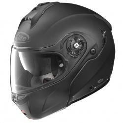 Moto helma X-Lite X-1004 Elegance N-Com Flat Black 4