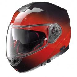 Moto helma Nolan N104 Absolute Fade N-Com Fade Cherry 59