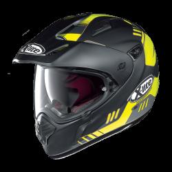 Moto helma X-Lite X-551 GT Calama N-Com Flat Black 22