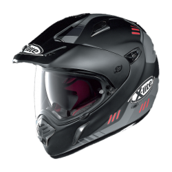 Moto helma X-Lite X-551 GT Calama N-Com Flat Black 23