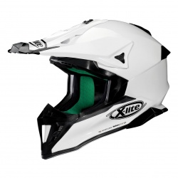 Moto helma X-Lite X-502 Start Metal White 3