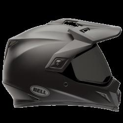 Moto helma BELL MX-9 Adventure Solid Matte Black