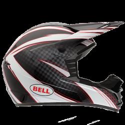 Moto helma BELL SX-1 Reactor Black