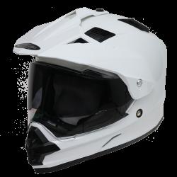 Moto helma Cyber UX-32 bílá