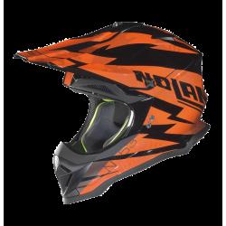 Moto helma Nolan N53 Comp Metal Black 6