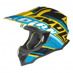 Moto helma Nolan N53 Flaxy Cab Yellow 2