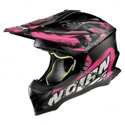 Moto helma Nolan N53 No Entry Flat Asphalt Black 32