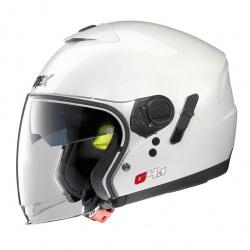 Moto helma Grex G4.1 Kinetic Metal White 4