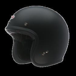 Moto helma BELL Custom 500 Solid Matte Black
