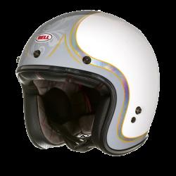 Moto helma BELL Custom 500 Headcase Cue Ball