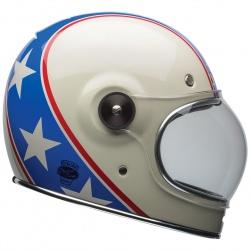 Moto helma Bell Bullitt Chemical Candy Blue